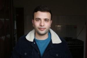 Emadaddin Takroori, a Palestinian civil engineer. (Photo: Activestills)